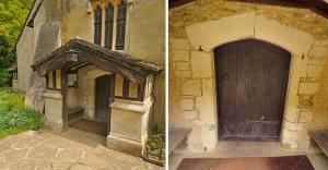 Oakwood door
