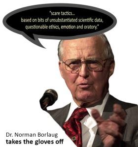 Borlaug gloves